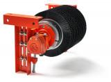 The Van der Graaf Belt Cleaner Drum Motor