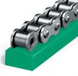 Guides for roller chains